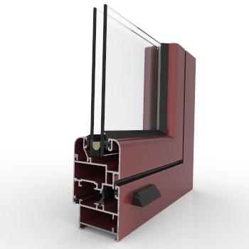 Sistema de practicable INTERWIND PR45 SF