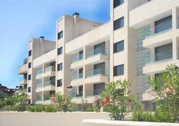 Bloque residencial Barajas 2018