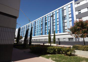 Bloque residencial Getafe