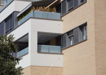 Bloque residencial Montecarmelo
