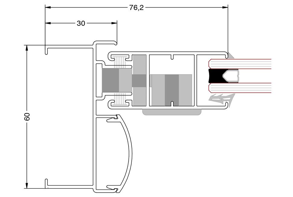 sección serie eurostar60